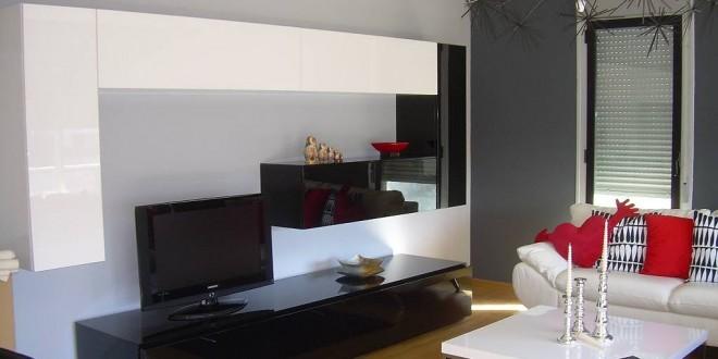 Colores salones modernos hoy lowcost - Colores para salones modernos ...