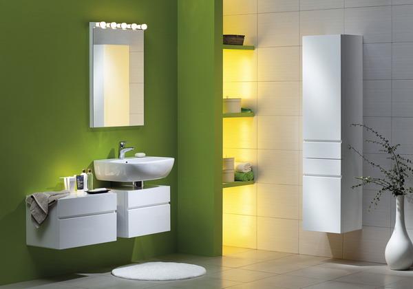 Baños estilo funcional