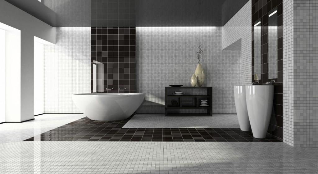 Decoración minimalista baños