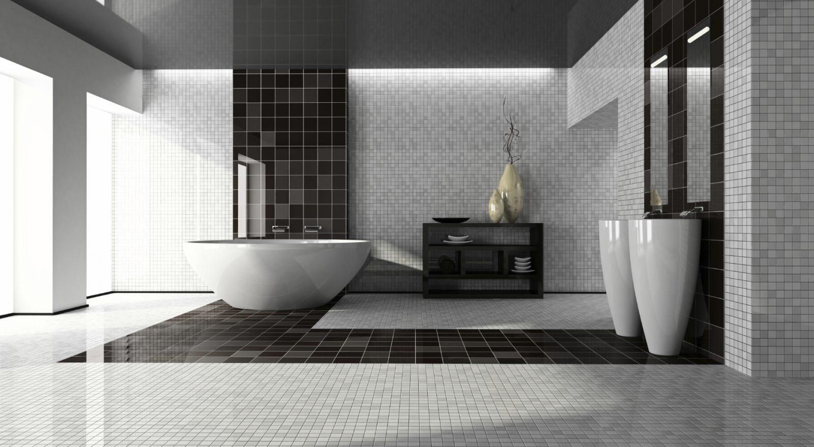 decoracin minimalista baos