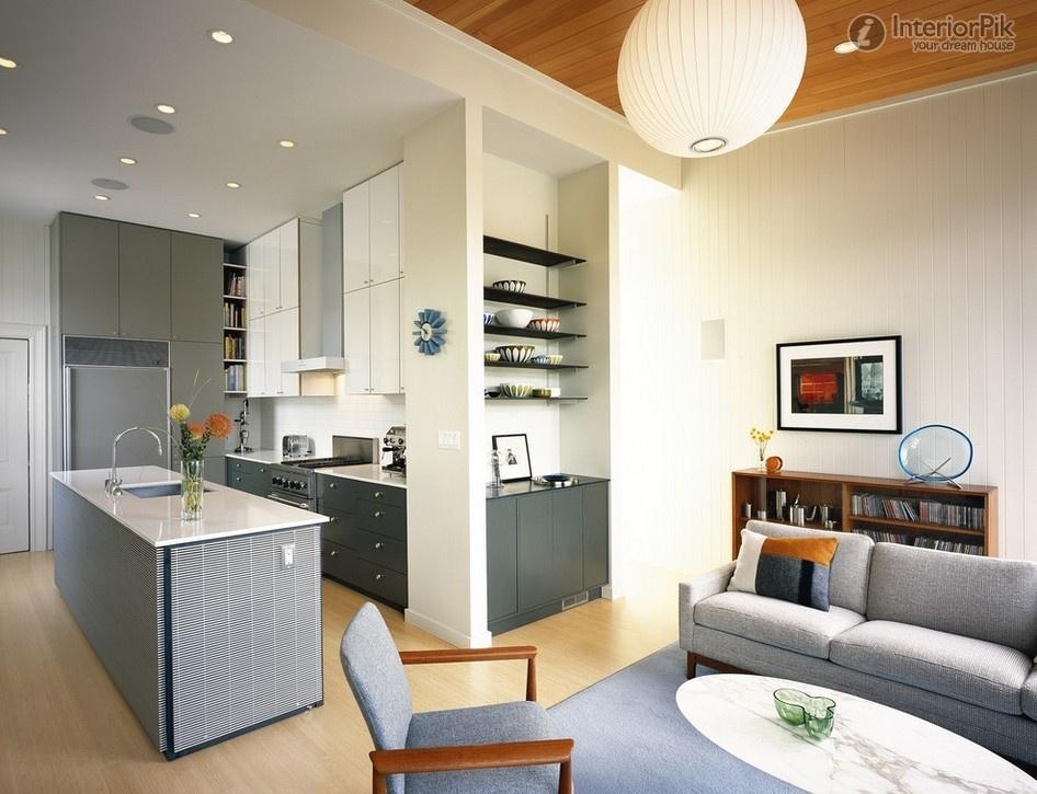 cocina moderna loft