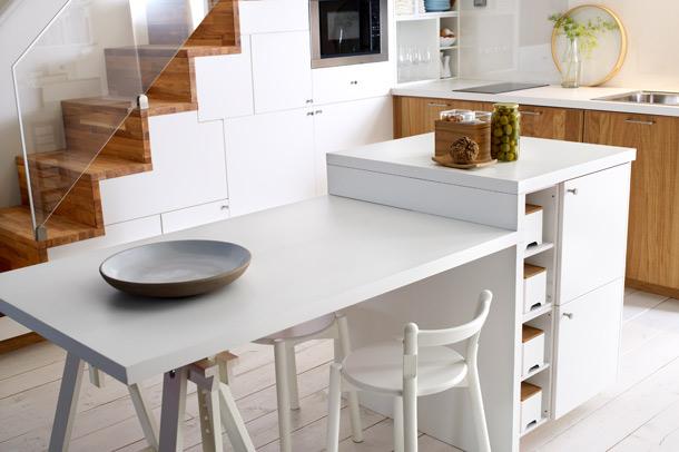 Ikea Cocina con isla en kit