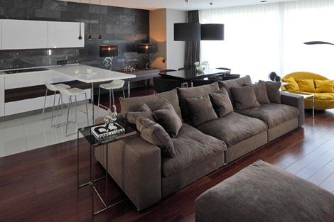 cocinas-con-barra-modernas-lofts
