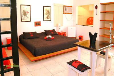 Decoración dormitorios fehgshui