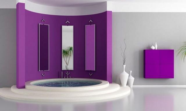 Decoracion baño elegante