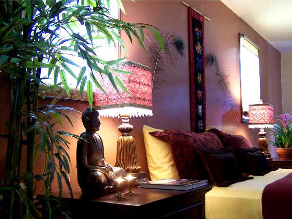 Iluminacion feng-shui dormitorio