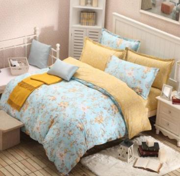 Ideas decoraci n de dormitorios matrimoniales hoy lowcost - Ropa de cama matrimonio ...