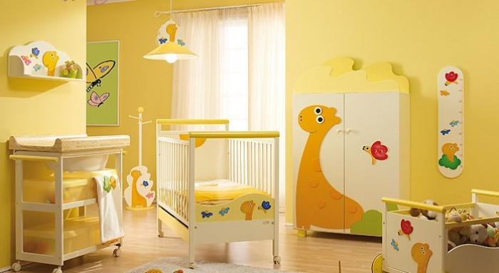 accesorios y muebles convertibles para decoracion bebes