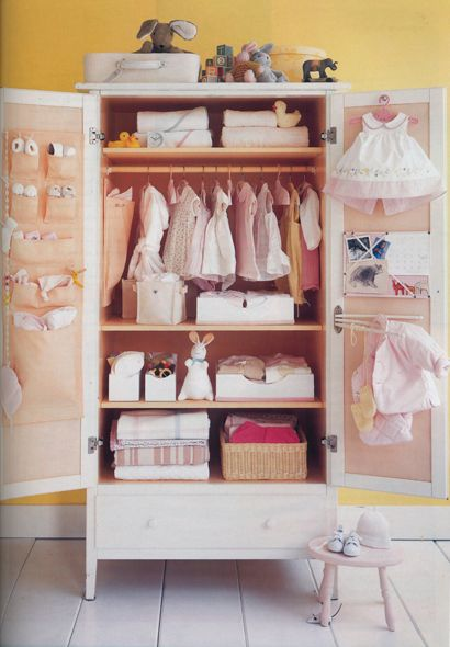 armario vestidor para habitacion de bebe