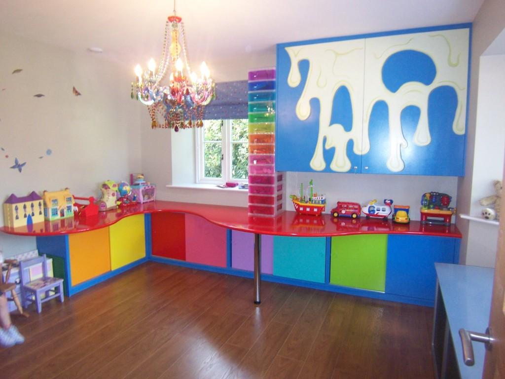 armarios ordenacion cuartos de niños