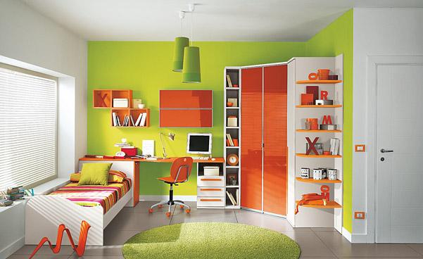 colores de paredes habitaciones de niños