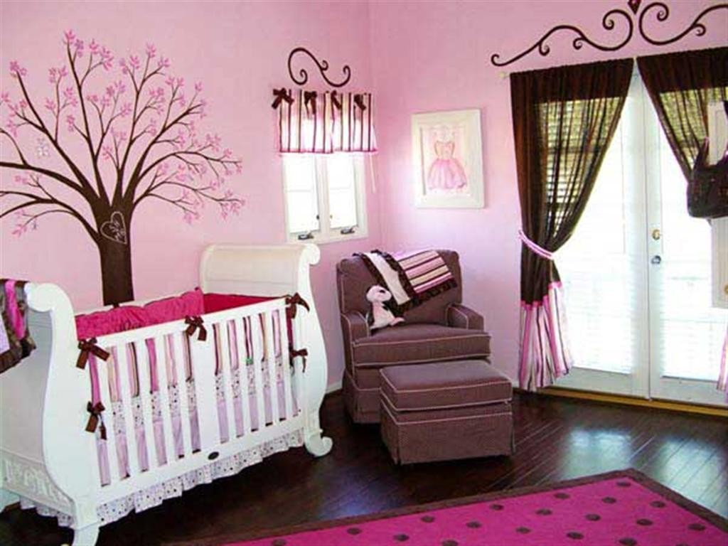 colores dormitorios de bebes decorados