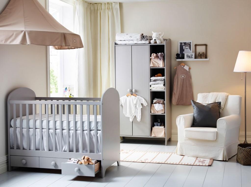 como decorar las habitaciones de bebes