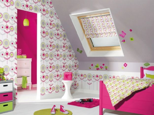 decoracion dormitorios para niñas