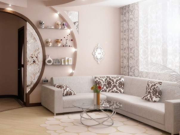 salon decoracion