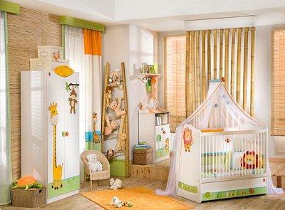 ideas para decorar habitacin bebe