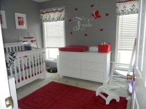 decoracion cuarrtos para bebes