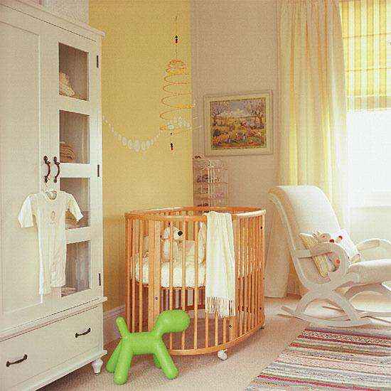 decoracion cuarto de bebe recien nacido