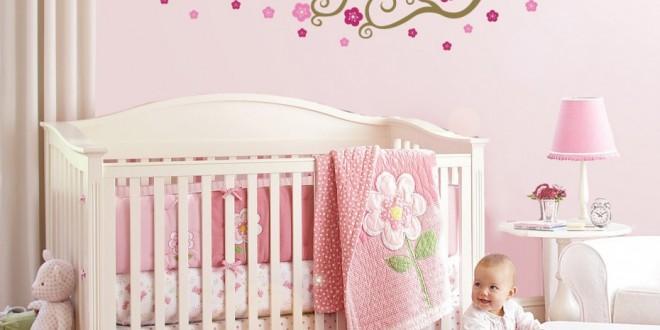Decoracion cuartos bebes mujeres hoy lowcost - Habitaciones bebes decoracion ...