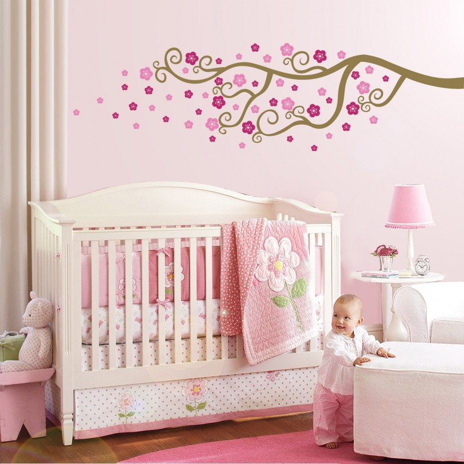 La mejor decoraci n de habitaciones de beb s hoy lowcost for Nursery room ideas for small rooms