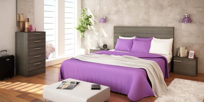 Decoracion De Colores Dormitorio Matrimoniales Hoy Lowcost