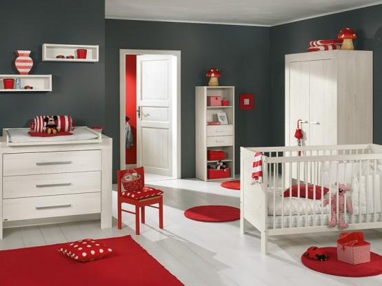 decoracion duradera dormitorios de bebes