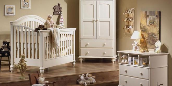 decoracion habitacion de bebes clasica hoy lowcost
