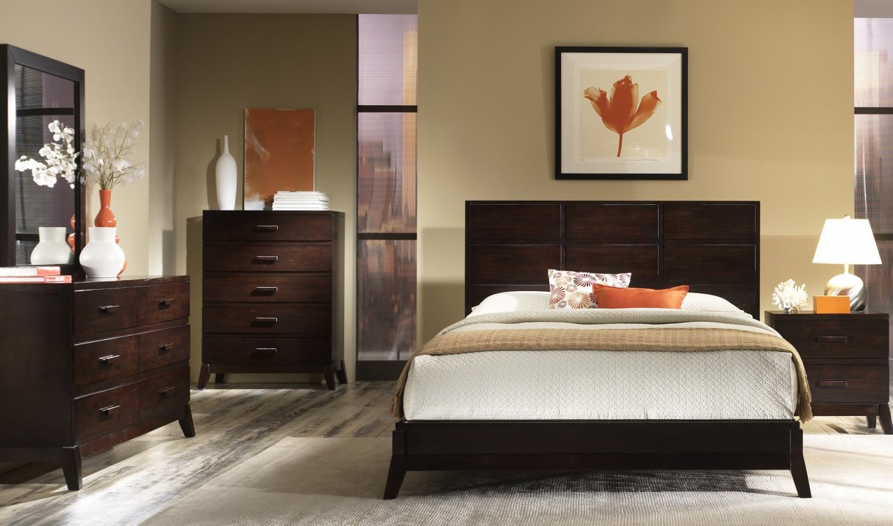Decoraci n feng shui para dormitorios hoy lowcost for Matrimonial bedroom design