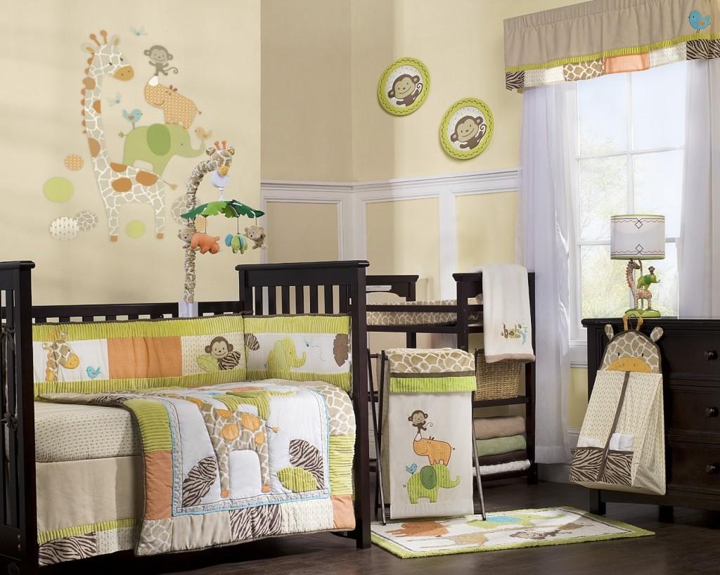 decoracion habitacion niños bebes