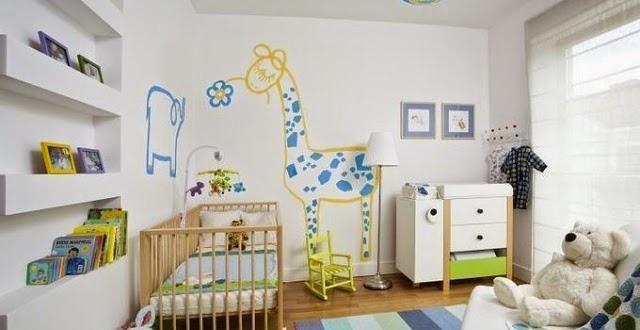 Decoracion habitaciones de bebes hoy lowcost - Habitaciones ninos decoracion ...