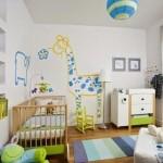 decorar cuartos para bebes
