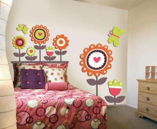 13 ideas en decoraci n dormitorios infantiles 2018 hoy for Decoracion para paredes infantiles
