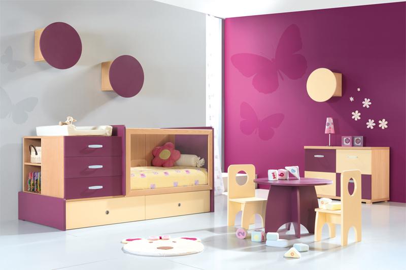La mejor decoraci n de habitaciones de beb s hoy lowcost - Habitaciones ninos decoracion ...
