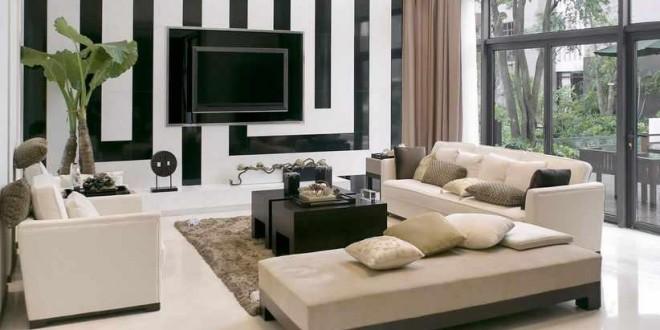 decoracion minimalista en salones - Decoracion Minimalista