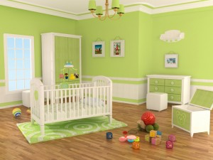 decoracion muebles para bebe