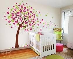 decoracion paredes con vinilos bebes