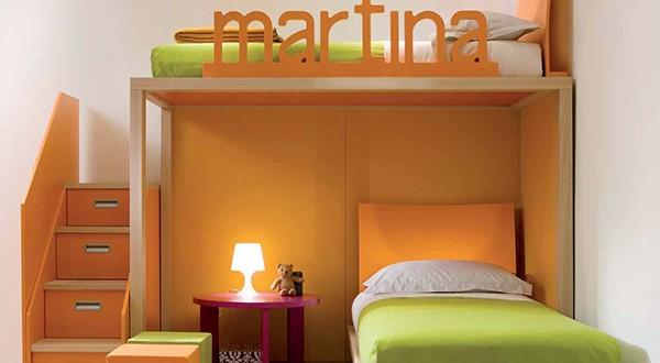 Decoraciones personalizadas cuartos infantiles hoy lowcost - Decoracion de habitaciones infantiles ...