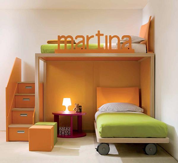 decoraciones personalizadas cuartos infantiles