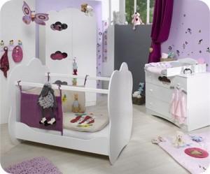 diseño cuarto de bebe