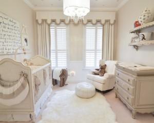 diseño cuarto para bebe