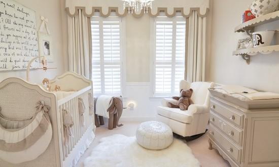 Dise o cuarto para bebe hoy lowcost for Diseno de interiores de cuartos pequenos