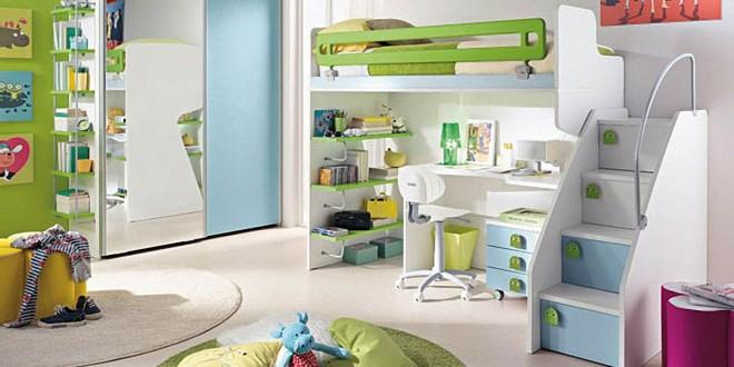 diseño decoracion cuartos niños   Hoy LowCost