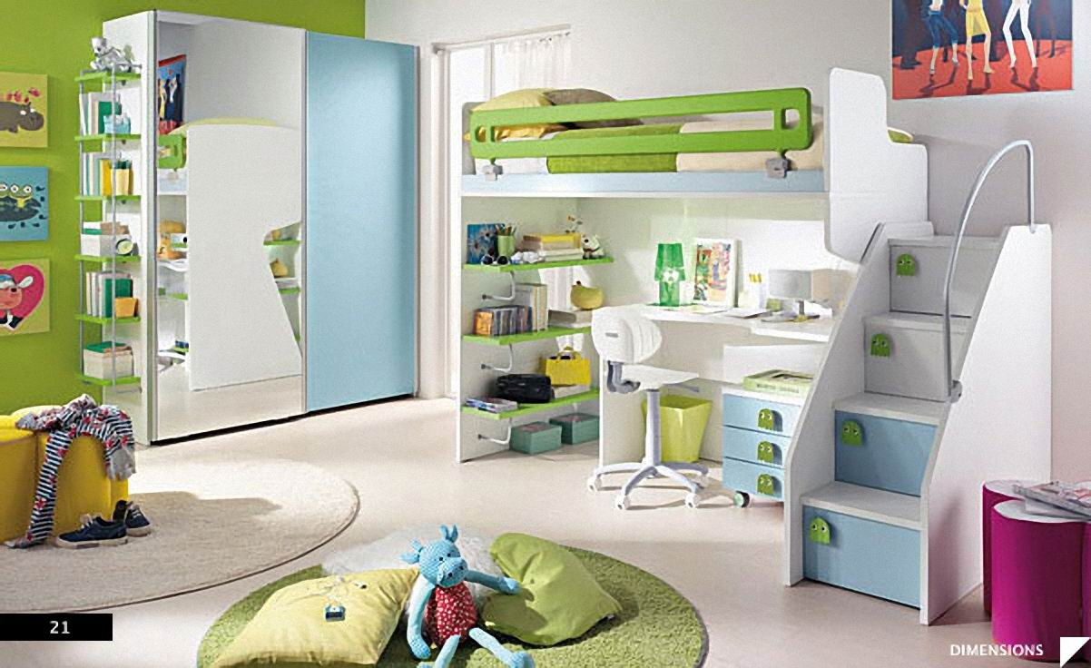 13 ideas en decoraci n dormitorios infantiles 2018 hoy for Habitaciones decoradas para ninos