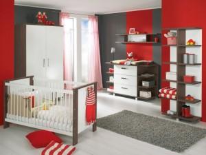 diseño habitaciones de bebes