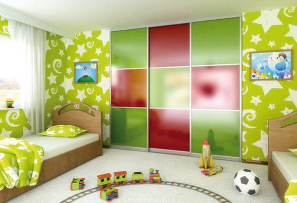 diseño habitaciones infantiles