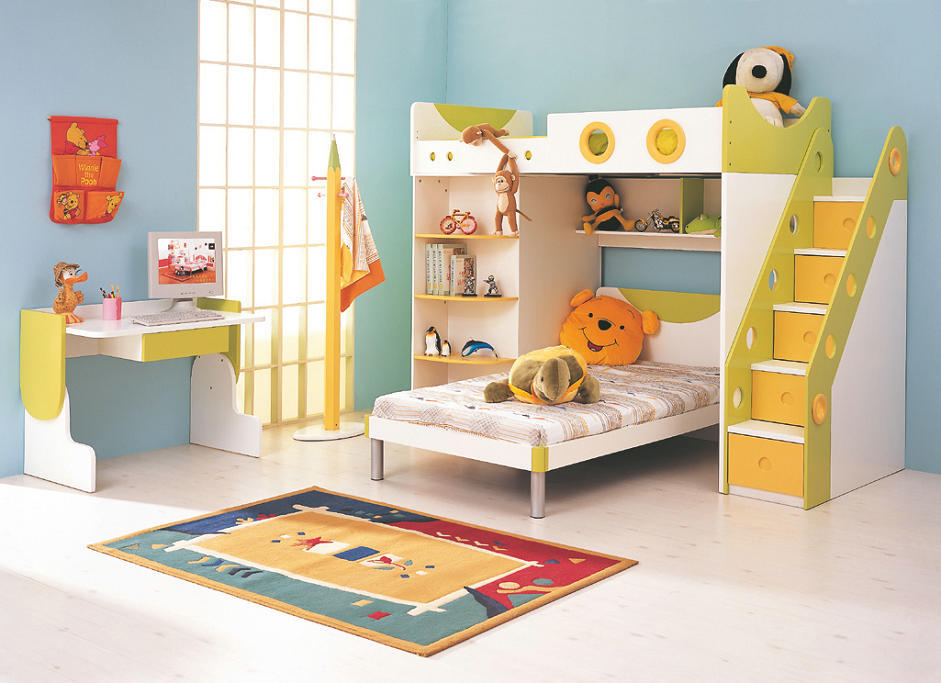 13 ideas en decoraci n dormitorios infantiles 2018 hoy for Ideas para decoracion habitaciones infantiles