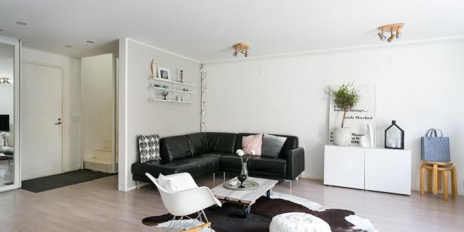 Dise o minimalista salones hoy lowcost for Salones minimalistas de diseno