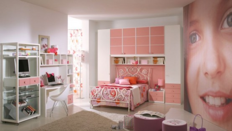 diseños con fotos para cuartos infantiles