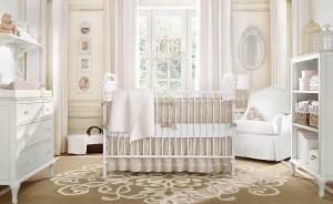 dormitorio clasico para bebe