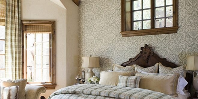 Dormitorio matrimonial rustico hoy lowcost for Dormitorios matrimoniales rusticos